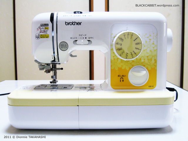 Sewing Machine Day Blackcabbit Illustrations Surface Designs By Enchanting Brother Japan Sewing Machine
